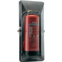 KWH 12 - osłona PCV dla gaśnic 12 kg i gaśnicy KS 5 SE
