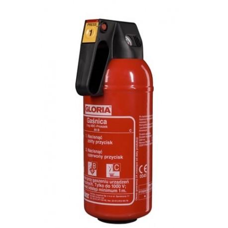 Gaśnica proszkowa 2 kg - P 2 GM